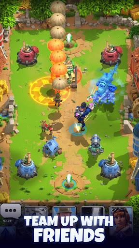 War Alliance - Realtime Multiplayer War  screenshots 5