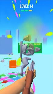 Paintball Shoot 3D - Knock Them All  screenshots 14
