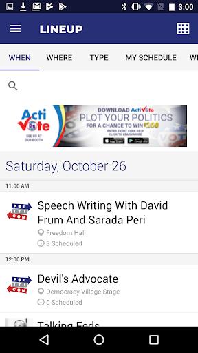 Politicon screenshots 3