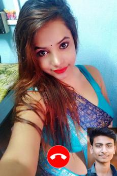 Hot Indian Girls Video Chat - Random Video chatのおすすめ画像1