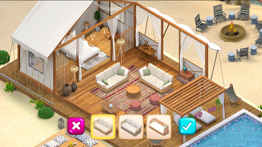 Room Flipu2122: Design Dream Home apkpoly screenshots 5
