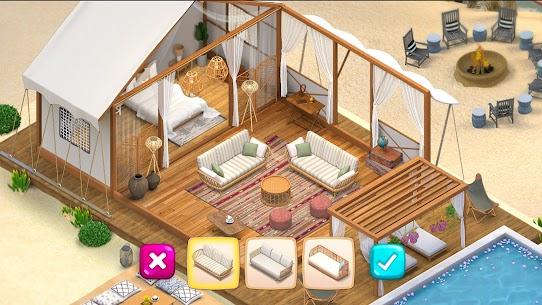 Room Flip Design Dream Home MOD (Unlimited Gold Coins) 5