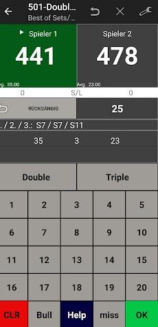Darts Scoreboard: My Dart Trainingのおすすめ画像4