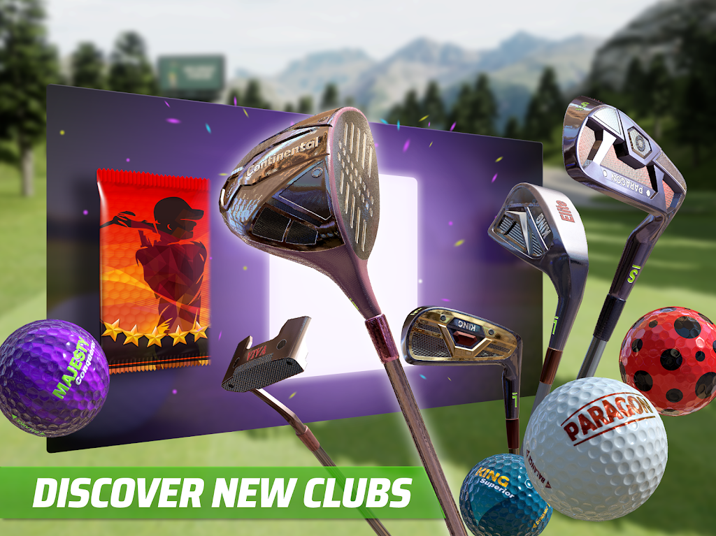 Golf King - World Tour poster 22