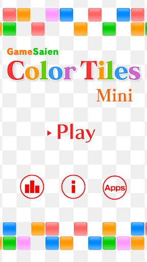 Color Tiles Mini  screenshots 1