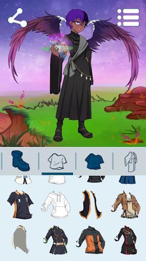 Avatar Maker: Anime Boys android2mod screenshots 8