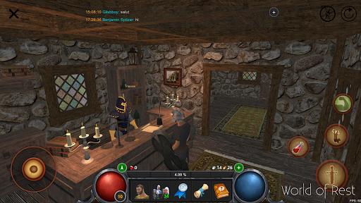World Of Rest: Online RPG 1.35.0 screenshots 7