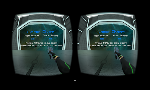 VR Space Shooting Range Hack Online [Android & iOS] 3