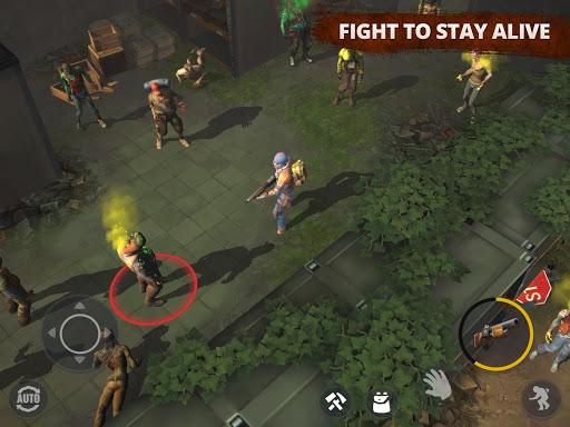 Days After: Zombie Survival Game. Apocalypse War  screenshots 9