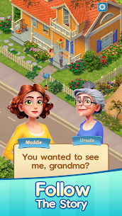Merge Mansion – The Mansion Full of Mysteries 2