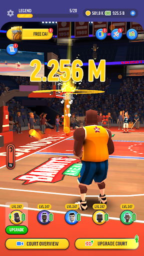 Basketball Legends Tycoon - Idle Sports Manager  screenshots 2