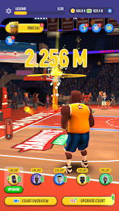 Basketball Legends Tycoon – Idle Sports Manager Apk Download 2021 2