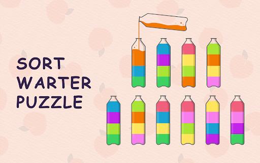 Water Sort Puz: Liquid Color Puzzle Sorting Game  screenshots 14