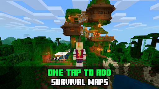 Survival Maps  screenshots 1