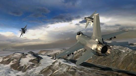 Call of Infinite Air Warfare Screenshot