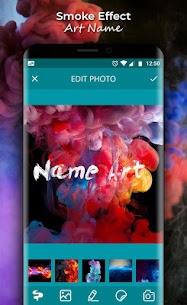 Smoke Name Art  For Pc – Free Download 2020 (Mac And Windows) 2
