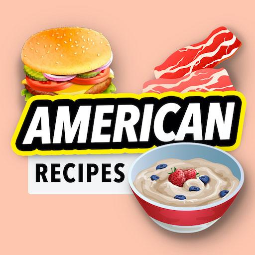 Baixar American cookbook - American food recipes