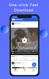 Video Downloader for Facebook - Video Saver