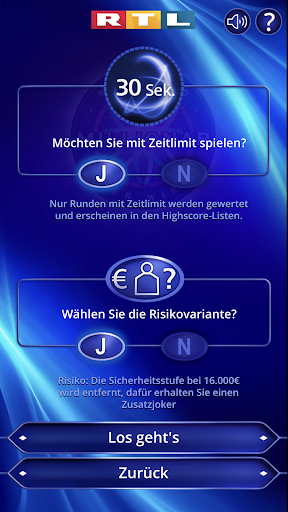 Wer wird Millionu00e4r? Trainingslager 2.0.77 screenshots 1