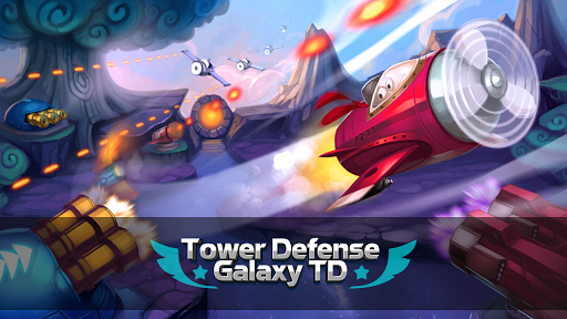 tower defense: galaxy td screenshot 3