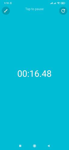 Simple & Easy Stopwatchのおすすめ画像2