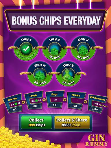 Gin Rummy Online - Multiplayer Card Game 14.1 screenshots 13