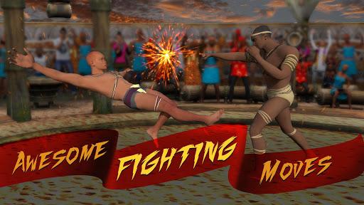 traditional wrestling screenshot 2