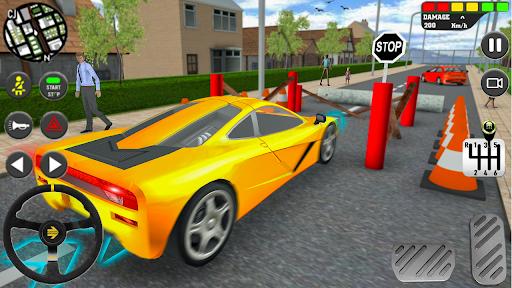Modern Driving School Car Parking Glory 2 2020 apkslow screenshots 5
