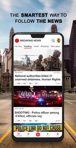 Breaking News : Local & Breaking News Near You