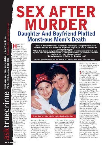 True Crime Magazine 6.3.4 Screenshots 3