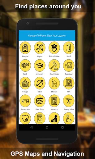 GPS Maps and Navigation 1.1.5 Screenshots 3