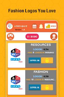 Logo Quiz : Guess the Logo game : Guess the Brand 2.7 Screenshots 19