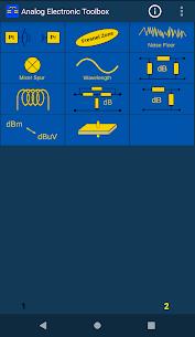 Electronic toolbox free 4.050 Mod APK [Premium] 2