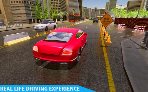 Télécharger Gratuit Driving School 2019 - Car Driving Simulator mod apk screenshots 4
