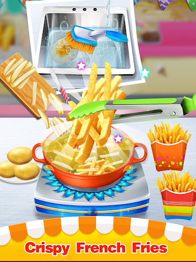Carnival Street Food Chef 1.5 screenshots 1