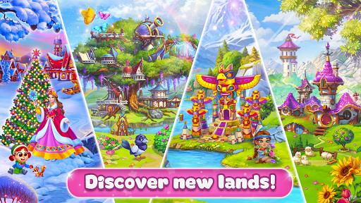 Magic Seasons - build and craft game apktram screenshots 7
