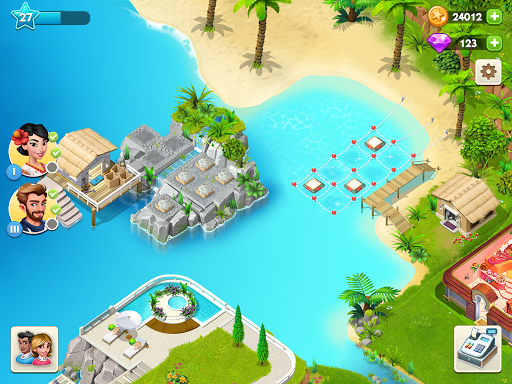 My Spa Resort: Grow, Build & Beautify 0.1.76 screenshots 17