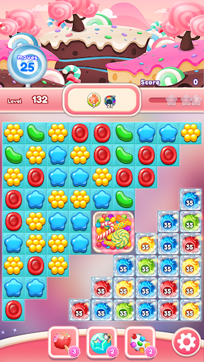 Candy Go Round - #1 Free Candy Puzzle Match 3 Game 1.4.1 screenshots 7
