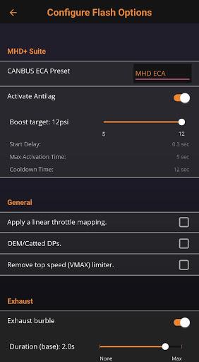 MHD F+G Series android2mod screenshots 5