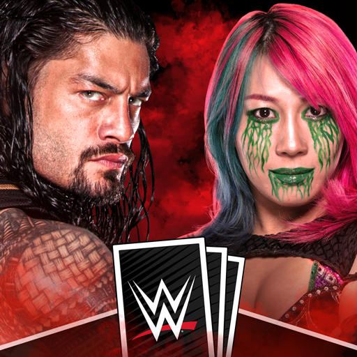 WWE SuperCard - Collection de cartes multijoueur