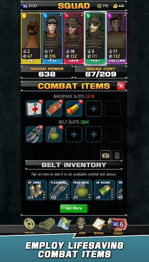 VDV MATCH 3 RPG: ZOMBIES! 1.7.008 screenshots 13