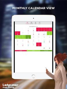 Ladytimer Ovulation & Period Calendar 5.0.6 Screenshots 9