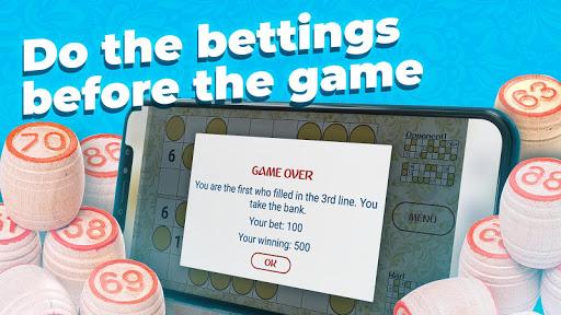 Russian Loto - 90 Ball Bingo apkpoly screenshots 3