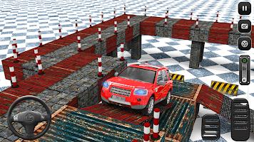 Prado Car Games Modern Car Parking Car Games 2020