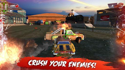 Death Tour -  Racing Action Game 1.0.37 Screenshots 2