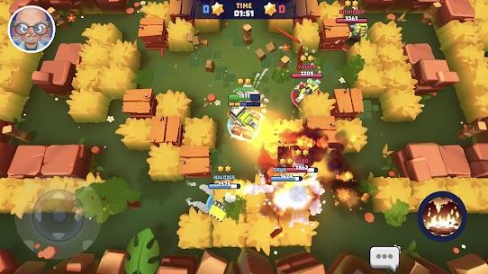 Tanks a Lot – 3v3 Battle Arena 8
