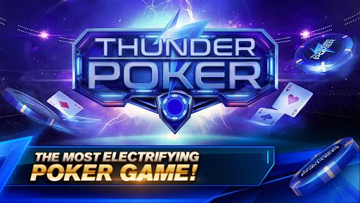 Thunder Poker : Holdem, Omaha 1.5.0 screenshots 1