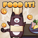 Food It! - Sushi Cats Color Match & Idle Empire