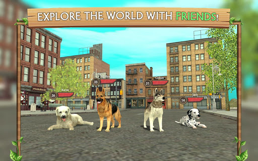 Dog Sim Online: Raise a Family  Screenshots 4