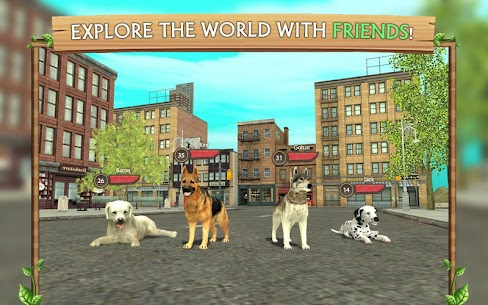 Dog Sim Online: Raise a Family Mod Apk (Unlimited Money) 4
